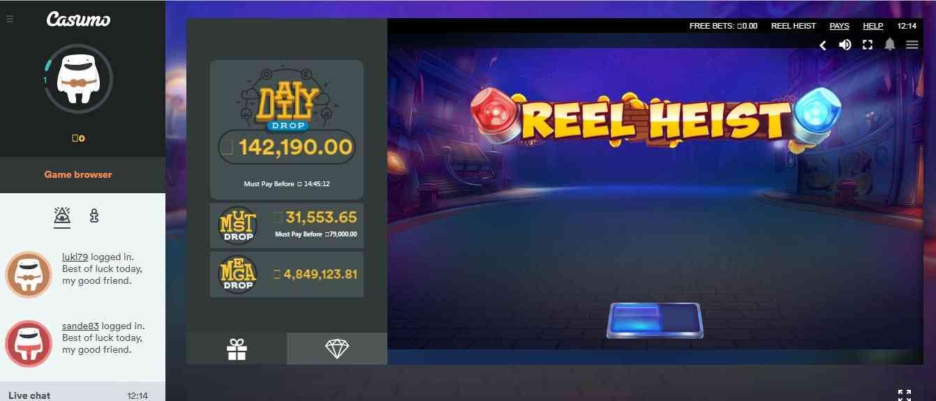 Lion vegas casino